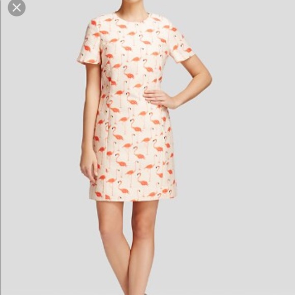 7b5901ad88a4 Kate spade flamingo dress